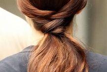 Hair/Makeup & Fashion / by Mel
