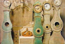 Time Is on My Side / Watches and Clocks / by Donna Knutson