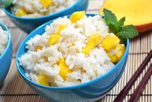 Rice LEAP Recipes/Info