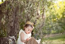 Enchanted forest themed session