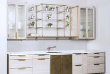 Kitchens / Custom Kitchens designed and fabricated by Amuneal. For residential, hospitality, and corporate environments. Every project is completely customizable.