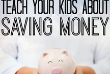 Financial Tips for Kids / With January being the month where everything seems like a clean slate chock full of resolutions and goals, there is no better time to think about how you can improve as a parent. http://a-life-from-scratch.com/from-piggy-banks-to-pensions-financial-tips-for-your-kids/