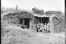 History of the US West / Traveling, living and surviving in the early US west.