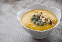 seasonal food - October / un mois, des recettes faisant la part belle aux fruits et légumes de saison