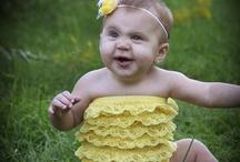 Babies | Little Ones / by Maxine Burleigh