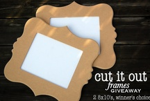 Cut it Out Giveaways / by Ken Donahoo