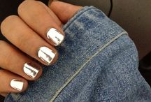 post-sanct nails / by Samantha Orland