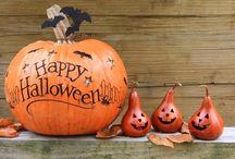 Ideas for Halloween decor