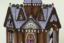 Gingerbread houses / by Anneke Stevens