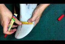 Создание обуви