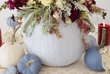 Dusty Blue and Cranberry Wedding Color Inspirations