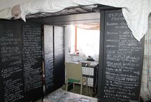 Arredamento d'interni  idea di camera
