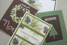 Ornamental Pine Stampin' Up! Stamp Set