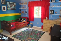 Maddi's lego room