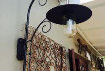 Vintage lamp ....