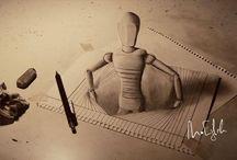 inspirasjon til bacheloroppgåve - 3Ddrawing