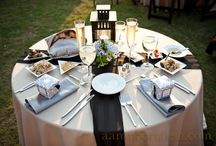 Table Runners / Linens by the Sea Runners
