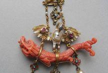 Baroque smycken