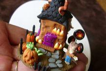 Crafts - Polymer Clay - Halloween