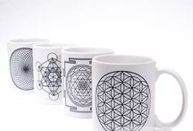 Sacred Geometry Products / I have worked for many years establishing means by which people can enhance their personal energy by incorporating high-energy objects into their homes and accessories. That is the founding principle for Crystal Life Technology. I am absolutely thrilled to be able to provide you - our wonderful customers - with a brand new line of high-quality core sacred geometry images on useful products  - mugs, coaster, mouse pads and pendants!  / by Crystal Life Technology, Inc.