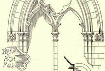 Gothic Architecture Details