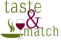 Taste and Match / 8 #foodblogger 8 ricette 8 vini e... olio flaminio! thanks to www.winexplorer.it
