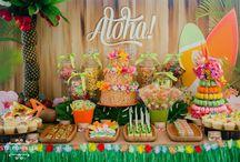 Fiestas hawaianas