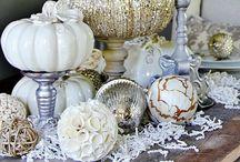 Fall Decor / Fun Furnishings and Accessory Ideas for Fall and Autumn home decor