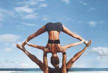 Couples Yoga Poses