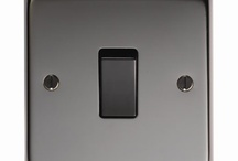 Electrical Switches Black Nickel