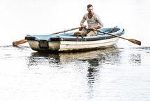 Auf zu neuen Ufern / Wasser hat eine magische Wirkung auf un.! Egal ob Meer, See, Fluss oder Teich. Ich fühle mich an jedem Gewässer immer sehr wohl, du auch?
