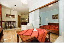 Trzy Korony Jagiellonów / Luksusowy apartament Trzy Korony Jagiellonów w Świnoujściu. Komfortowe warunki w cenie przystępnej dla twojej kieszeni. Wygodna alternatywa dla wynajmowania pokoju w hotelu.