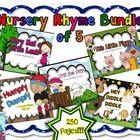 Early Literacy- Nursery Rhymes
