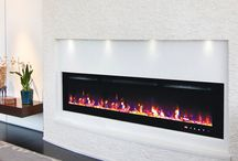 Wall Mounted Electric Fire Images