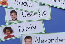 Preschool Name Writing