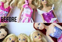 Barbie & andre venner