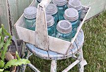 loving mason jars