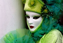 Carnevale Inspiration / Design inspiration for a Carnevale - Circus inspired formal party.