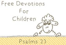 Y Camp--Devotions
