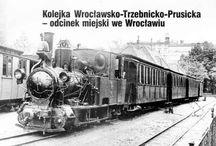 koleje 1945