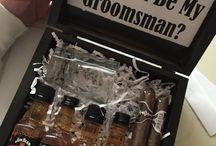 Wedding/Best man/Groomsmen