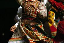 Hungarian folkdance