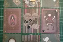 Pocket letter / Mijn eigen gemaakte pocket letters