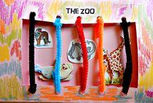 Zoo - Preschool Theme