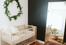 Babyroom. / Framtidens lilla bebis.