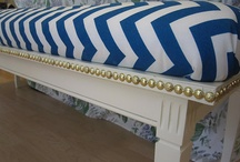 PAINTED FURNITURE AND MAKEOVERS / Furniture makeovers to do or have done.