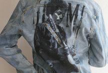 ruha festés/Hand painting