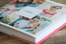 Fotoalbum ❤️ Inspiration / Inspiration zu Fotobücher und Alben!