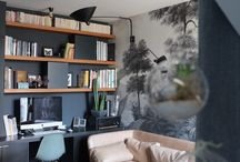 Office space at home