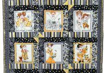 the ladies in quilt